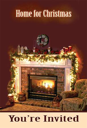 Home for christmas bulletin cover 2014 cs faith designs